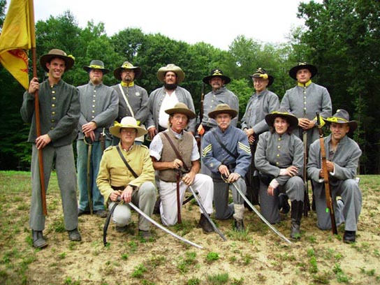 15th Virginia Volunteer Cavalry